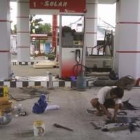 SPBU Mini Pertamina Jatinegara Tegal