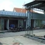 SPBU Codolite Pertamina di Jln. Pandanaran Semarang