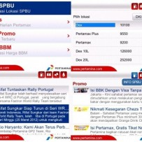Pertamina Luncurkan Mobile Application