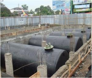 Kontraktor Pembuatan SPBU di Banjarmasin