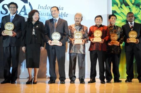 Pertamina Raih Indonesia Sustainable Business Awards (ISBA) 2012