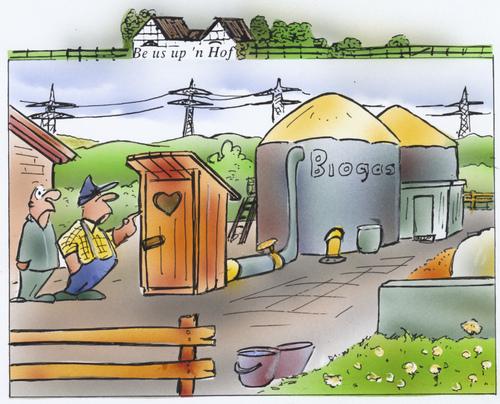 Bahan Bakar Biogas