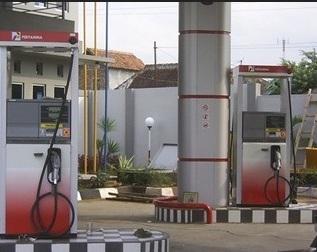 SPBU Pertamina Jatinegara Tegal